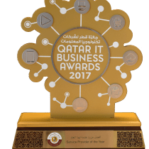 Qatar IT Business Awards 2017