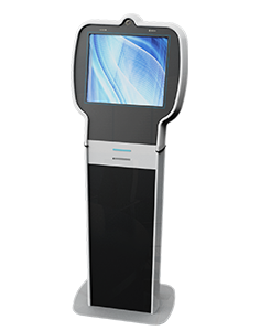 Kiosks & Bill Payment - Ideal Solutions Company Kiosk Machine Png