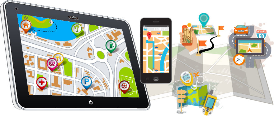 gps mobile tracking app qatar