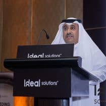 Speaker - Mr. Abdulaziz Al Mohannadi (Ideal Solutions - Chairman)