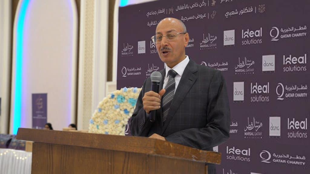 بتمويل شركة الحلول المثالية لمهرجان الجاليات العربية نظمت قطر الخيرية مهرجانا للتواصل والتبادل الثقافي